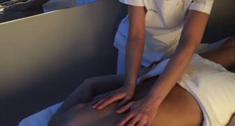 Trattamento corpo rilassante